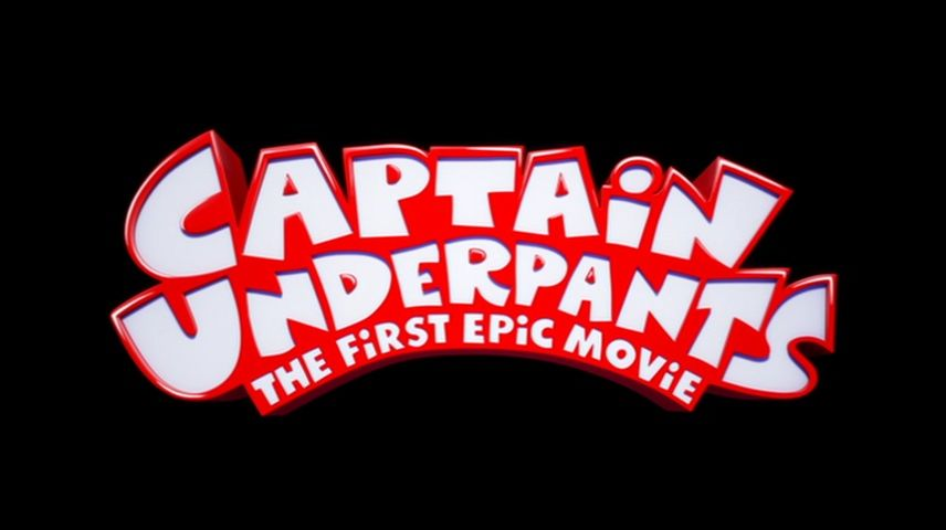 Captain Underpants The First Epic Movie 2017 Dvd Menu